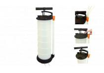 Olie vacuumpomp / Hevelpomp