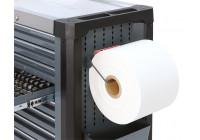 Papierrolhouder donker grijs (S9, S12)