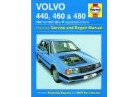 Haynes Werkplaatshandboek Volvo 440, 460 & 480 benzine (1987-1997)