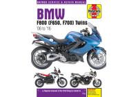BMW F650, F700  &  F800Twins  (06-16)