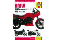 BMW K100  &  75 2-valveModels  (83 - 96)