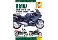 BMW R850, 1100  &  11504-valve Twins  (93 - 06)