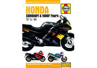 HondaCBR600F1  &  1000F Fours (87 - 96)