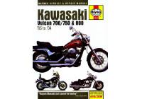 KawasakiVulcan 700/750  &  800  (85 - 06)