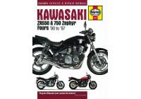 KawasakiZR550  &  750 Zephyr Fours (90 - 97)