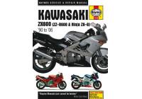 KawasakiZX600  (ZZ-R600  &  NinjaZX6)  (90 - 06)