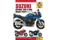 SuzukiGSF600, 650  &  1200Bandit Fours (95 - 06)