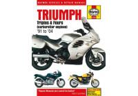 Triumph Triples  &  Fours  (carburettor engines)  (91 - 04)