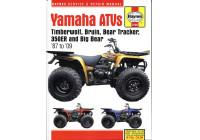 Yamaha Timberwolf,Bruin, Bear Tracker, 350ER& Big Bear ATVs(87 - 09)