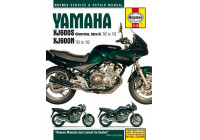 Yamaha XJ600S  (Diversion, Seca II)  &  XJ600N Fours  (92 - 03)