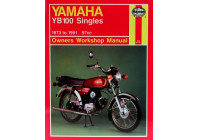 Yamaha YB100 Singles (73 - 91)
