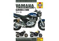 YamahaXJR1200  &  XJR1300  (95 - 06)