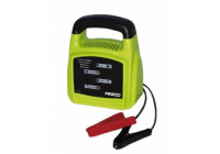 Automatische acculader MCH4A 12V/4 Amp. 20-85 Ah