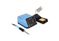Soldeerstation met keramisch verwarmingselement 48w 150-420°c