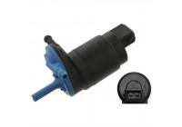 Water Pump, window cleaning 08028 FEBI