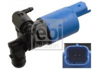 Water Pump, window cleaning 103392 FEBI