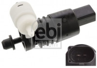 Water Pump, window cleaning 105954 FEBI